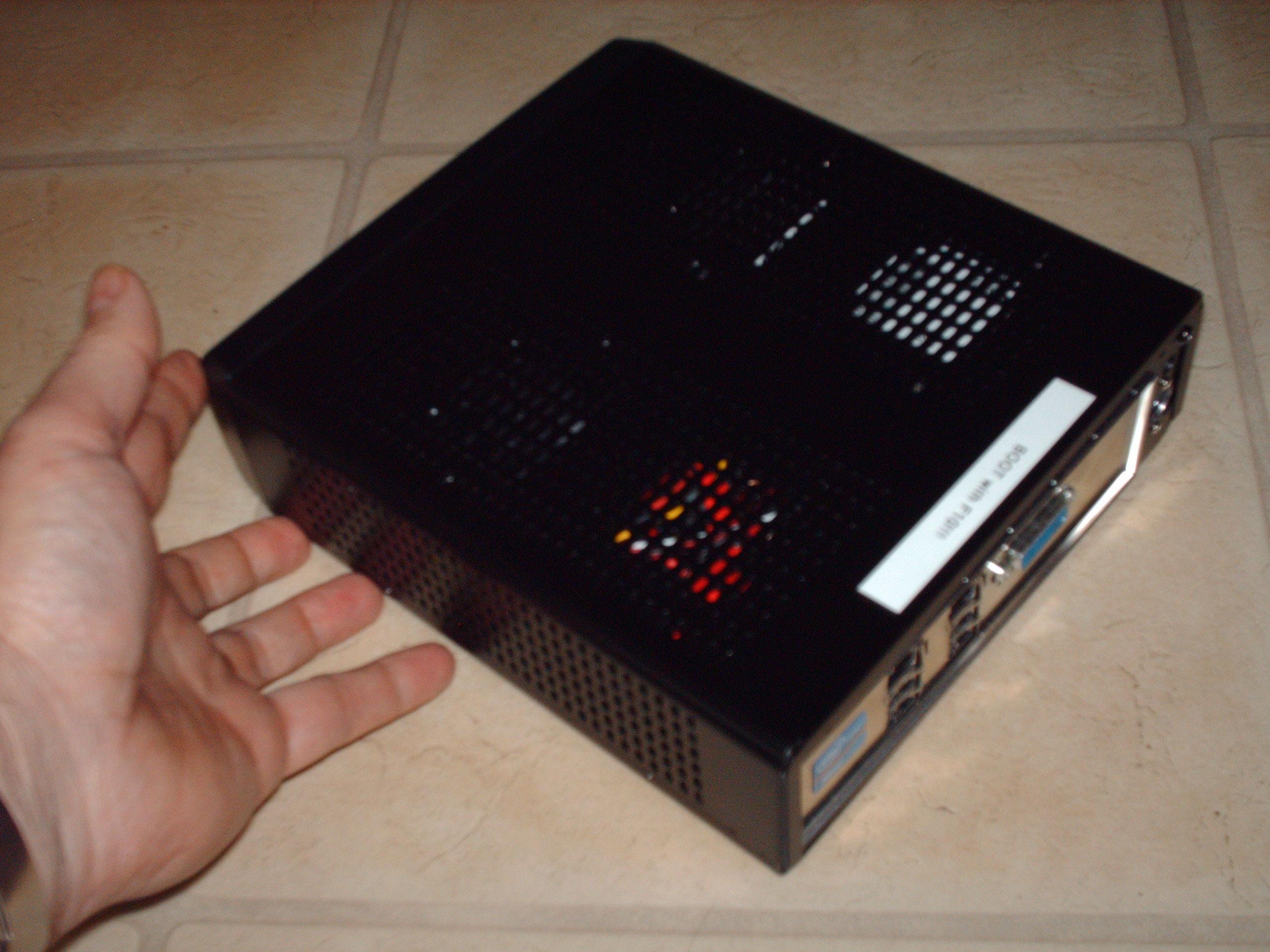 World's Smallest VMware ESXi Server – HackingAway org